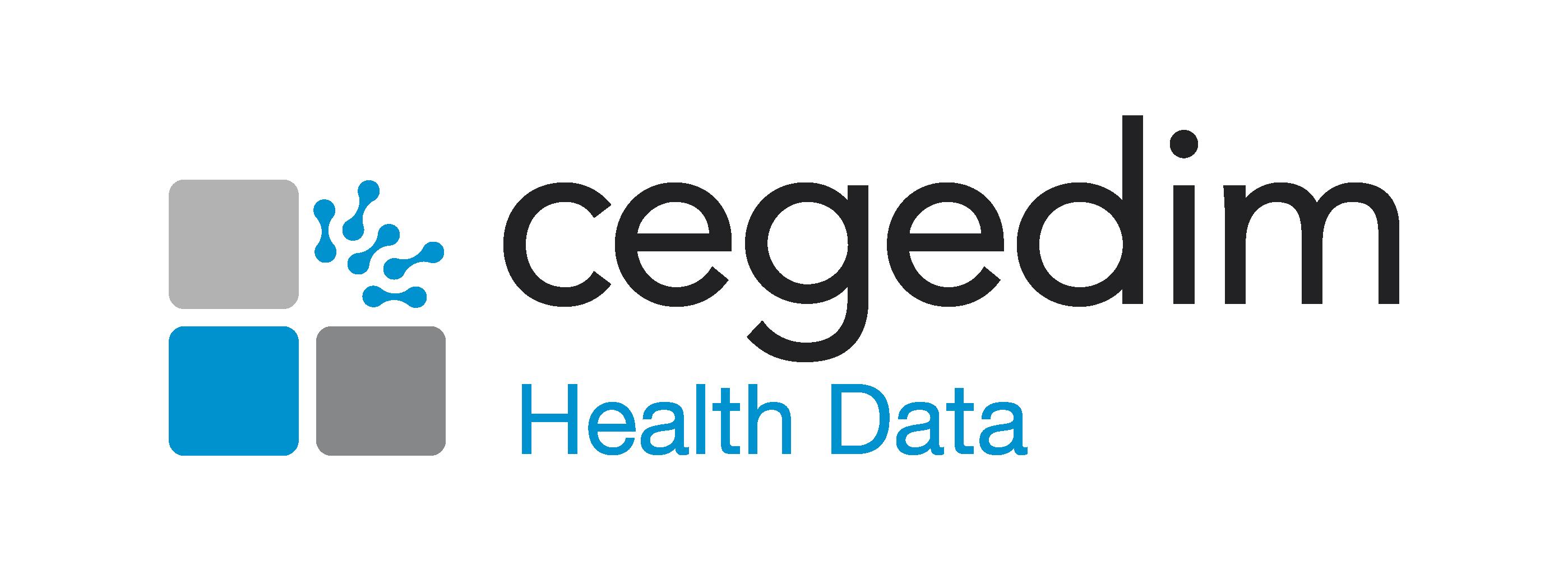 Cegedim Health Data Logo
