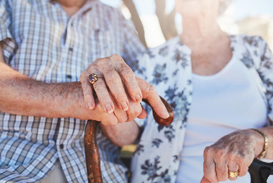 Identify older people living with moderate and severe frailty